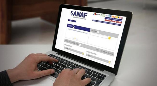 Finanțele caută să comunice doar online cu contribuabilii, pentru a nu mai da banii pe plicuri