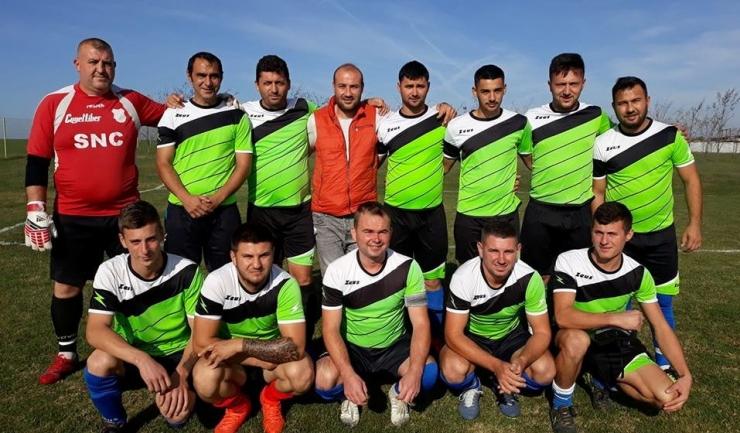 Inter Ion Corvin ocupă primul loc în Seria Sud (sursa foto: Facebook AJF Constanţa)