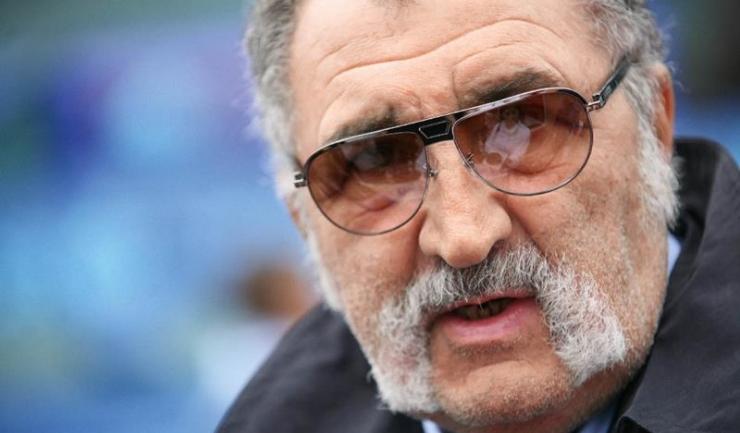 Ion Țiriac s-a supărat întrucât meciurile de la turneul bucureștean nu se pot desfășura pe terenul central de la Arenele BNR