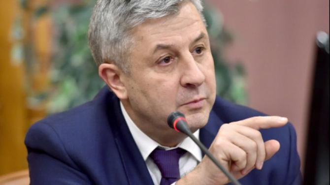 Vicepreședintele Camerei Deputaților, Florin Iordache