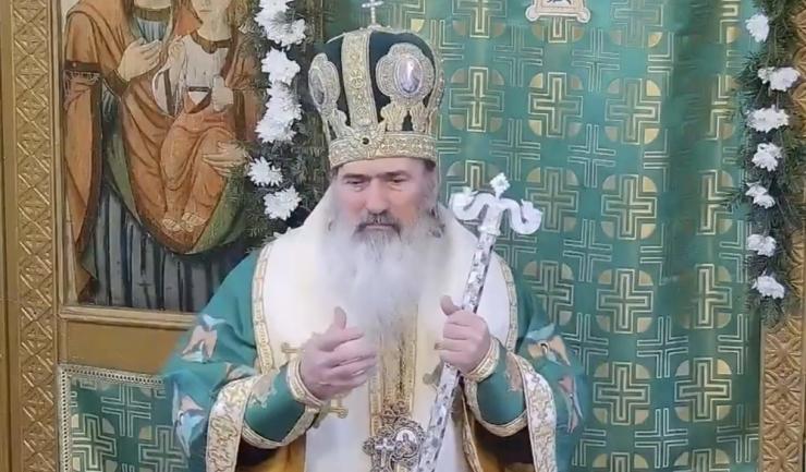 Foto: Arhiepiscopia Tomisului