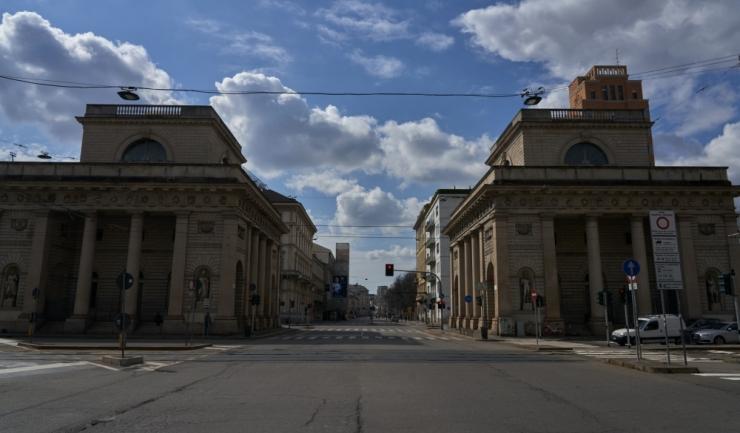 Milano în pandemie, foto: unsplash.com
