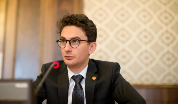 Deputatul USR Iulian Bulai