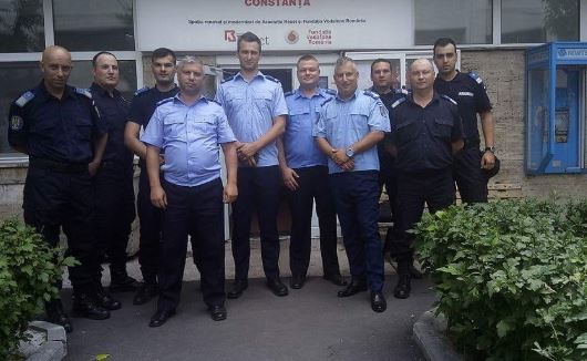 Foto: IJ Jandarmi Constanța