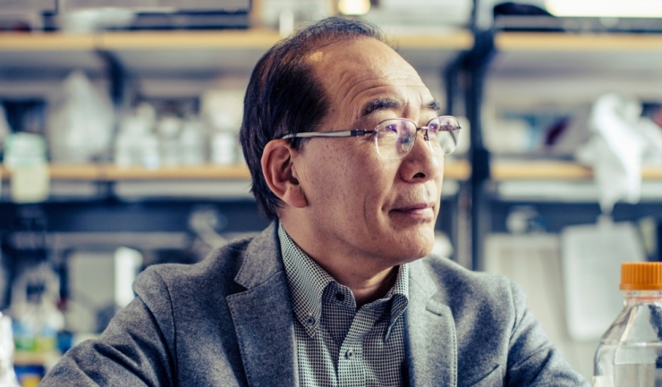 Hiromitsu Nakauchi, genetician de la Universitatea Stanford din Statele Unite