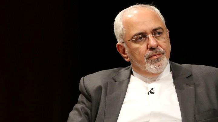 Ministrul iranian de Externe, Javad Zarif