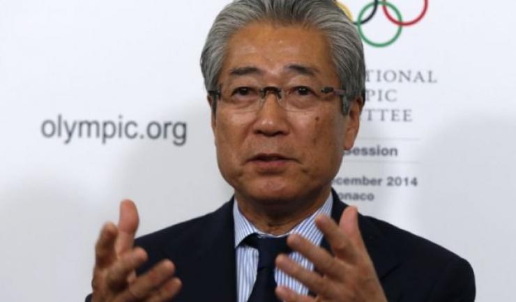Tsunekazu Takeda ar fi cumpărat voturi pentru ca Tokyo să găzduiască Jocurile Olimpice de vară din 2020 (sursa foto: Twitter)