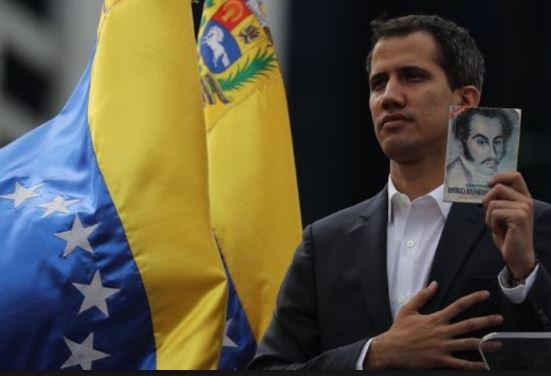 Juan Guaido, Președintele autoproclamat al Venezuelei