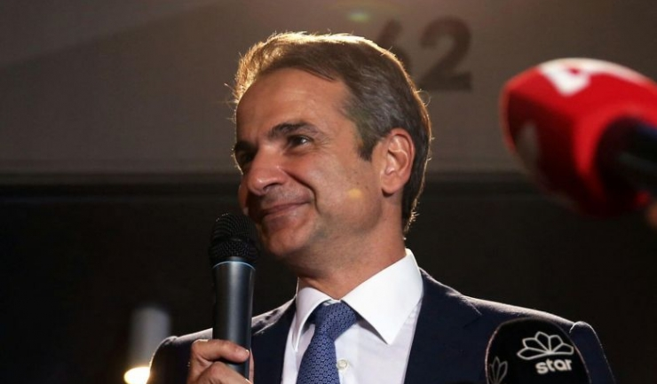 Partidul Noua Democraţie, al cărui lider este Kyriakos Mitsotakis, a câştigat alegerile parlamentare anticipate organizate duminică, obţinând 39,85% dintre voturi