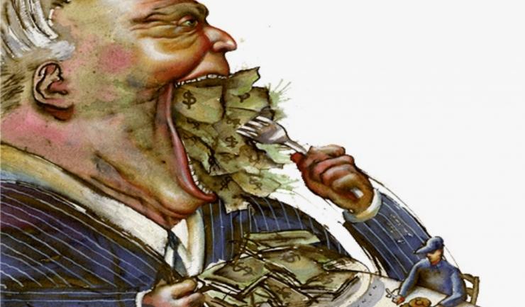 """Lăcomie bancară: Preţul la gaze, majorat! ROBORUL, """"o joacă"""" a marilor bănci!"""