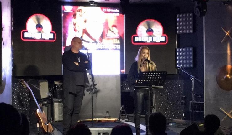 Sorin-Lucian Ionescu și Amelia Stănescu