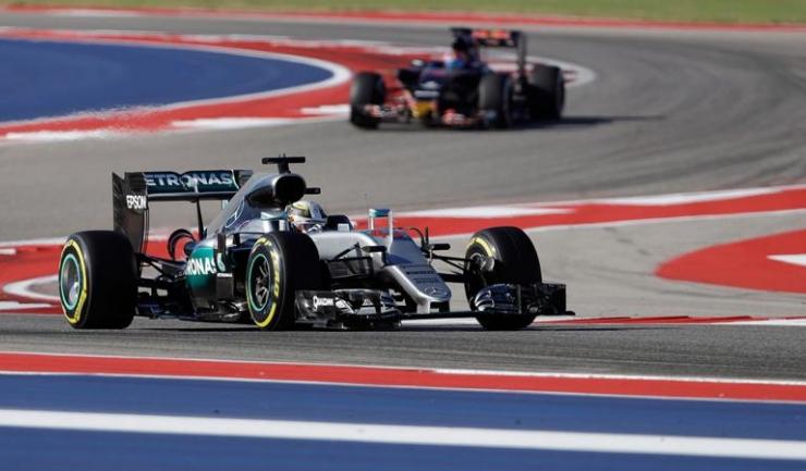 Lewis Hamilton este un specialist al Circuitului Americilor de la Austin