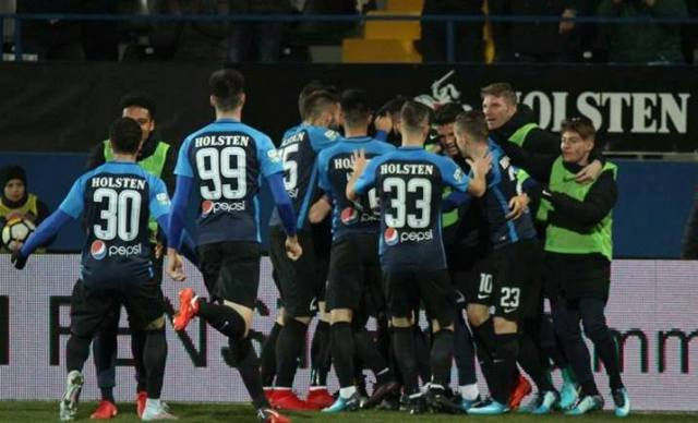 Jucătorii Viitorului vor întâlni în ultimele două etape pe FC Botoşani şi CSM Poli Iaşi