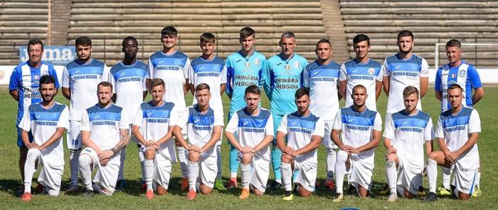 CS Medgidia a început cu dreptul noul sezon (sursa foto: Facebook Clubul Sportiv Medgidia)