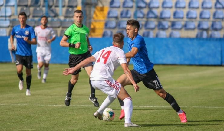 FC Viitorul II se deplasează la Albești (sursa foto: www.fcviitorul.ro)