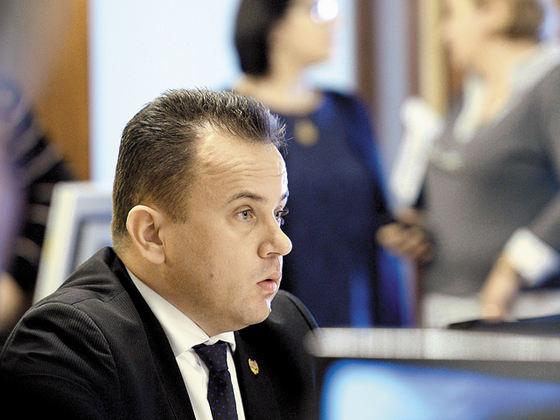 Senatorul Liviu Pop: