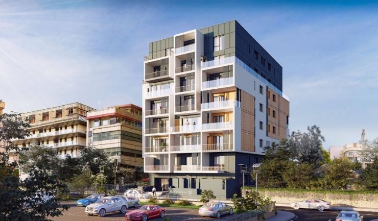 În 2018, prețul mediul al apartamentelor noi din România a fost de 1.260 euro/mp, cu 42% sub maximul din 2008