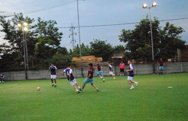 Inter Palas și Squadra Viola vor să ajungă la turneul final (sursa foto: Facebook Campionatul de minifotbal Atletic Club)