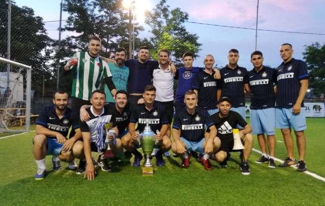 Inter Palas, campioana Constanţei la minifotbal pentru al treilea an consecutiv