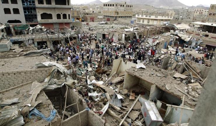 Coaliția condusă de Arabia Saudită a ucis în jur de 11.000 de houthi în Yemen