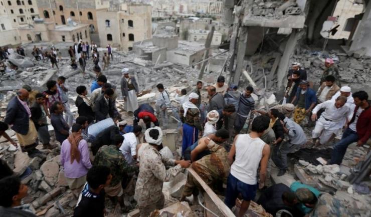 Mii de civili din Yemen și-au pierdut viața din cauza războiului civil