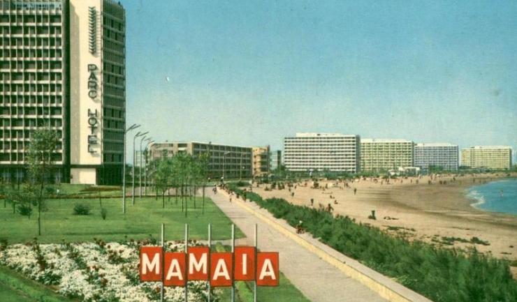 Mamaia sud anii 70, foto: facebook - Litoralul de altadata
