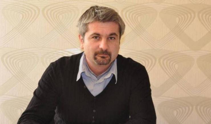 Bogdan Maganu, managerul Sanatoriului Balnear și de Recuperare Mangalia: