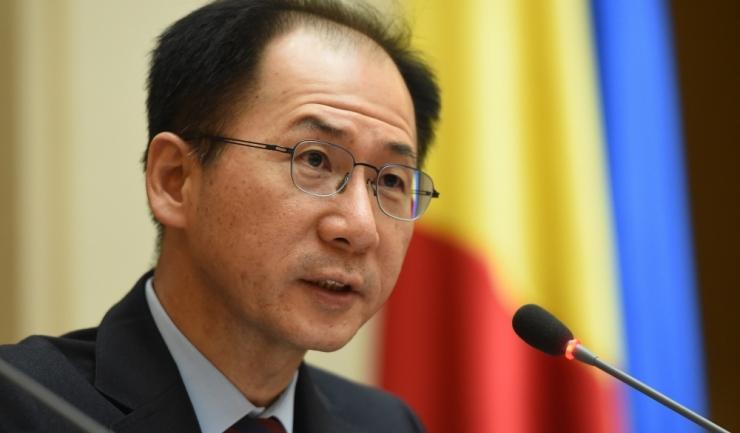 """Jaewoo Lee (FMI): """"Guvernul României trebuie să schimbe politica de creștere economică bazată pe consum, ca să evite o posibilă recesiune"""""""