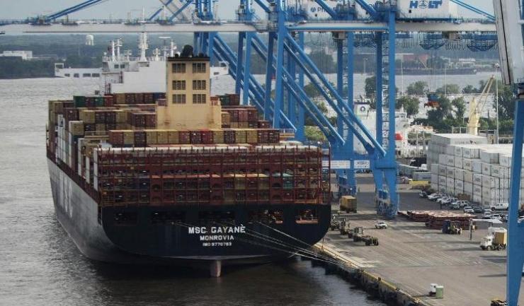 FBI a găsit 20 tone de cocaină pe o navă de containere, gestionată, într-un portofoliu mai mare, de banca JP Morgan!