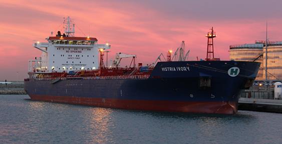 Nava Histria Ivory, la bordul căreia se aflau 21 de marinari români, a fost atacată de piraţi