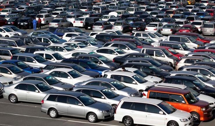 Tranzacțiile cu mașini rulate au ajuns, anul trecut, la un nivel record de 1,1 milioane unități