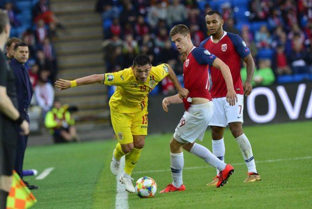 Tricolorii vor înfrunta Spania și Norvegia pe Arena Naţională din Bucureşti (sursa foto: www.frf.ro)
