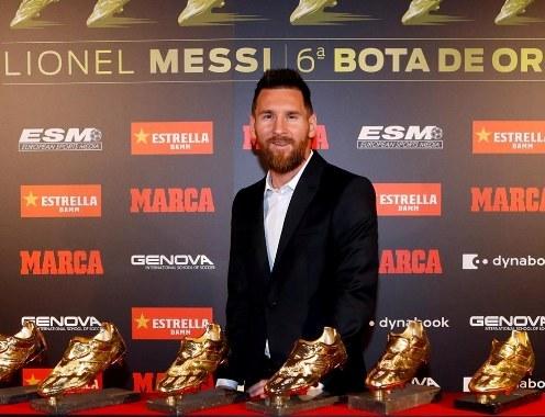 Sursa foto: Facebook Leo Messi