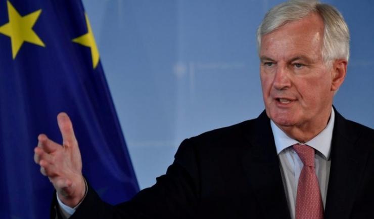 Michel Barnier, negociatorul-şef al UE