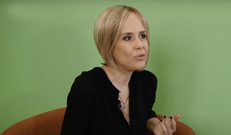 Foto: nutriţionistul Mihaela Bilic, captura Youtube