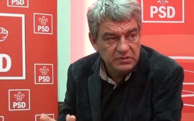 Mihai Tudose, propunerea PSD de ultim moment pentru premier