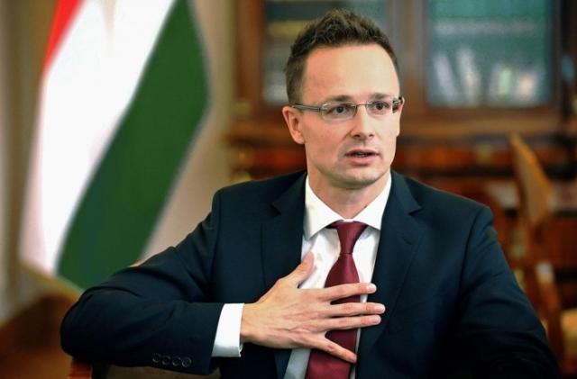 Ministrul de externe ungar Peter Szijjarto a declarat că actualele realităţi ce ţin de infrastructură obligă Ungaria să cumpere gaz doar de la Rusia