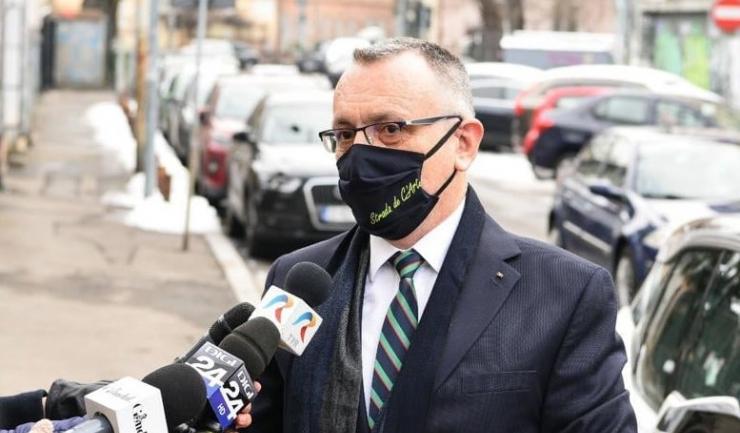 Ministrul Educației, Sorin Cîmpeanu; foto: facebook