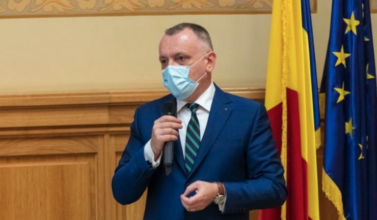 Ministrul Educaţiei, Sorin Cîmpeanu