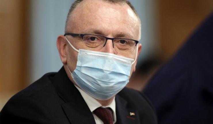 Ministrul Educaţiei, Sorin Cîmpeanu, foto: gov.ro