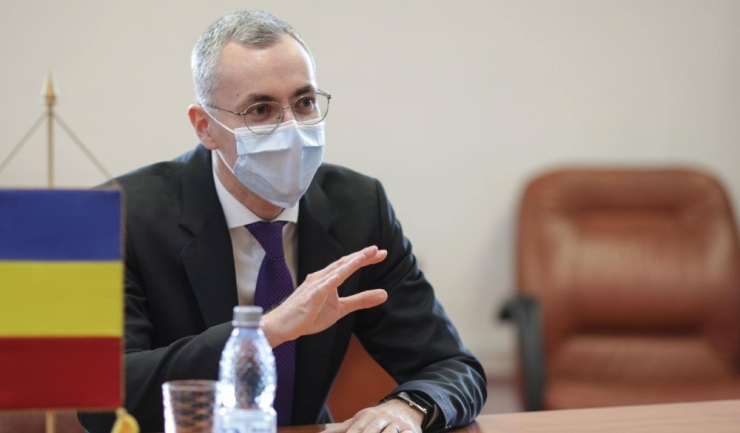Foto: facebook, Ministrul Justiţiei