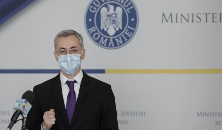 Ministrul Justiţiei, Stelian Ion, foto: facebook