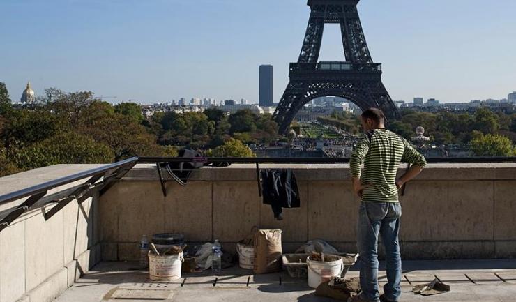 Paris, Franța 2011 © Petruƫ Cǎlinescu