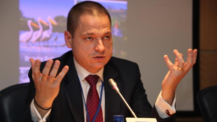 Fostul ministru al Turismului, constănțeanul Mircea Titus Dobre