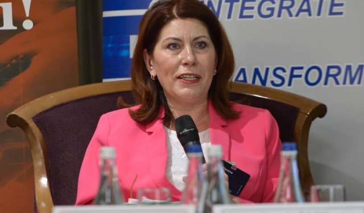 Mirela Călugăreanu a fost preşedintele ANAF între iulie 2017 şi martie 2018, când a fost înlocuită de Ionuţ Mişa