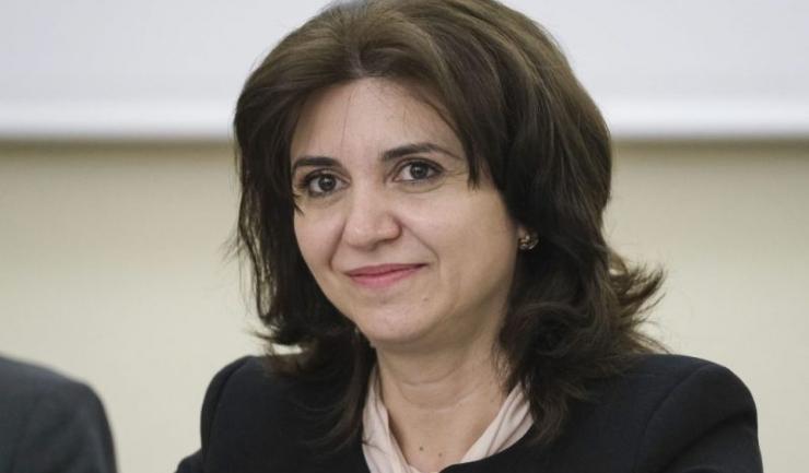Ministrul Educației și Cercetării, Monica Anisie