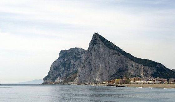 Stânca Gibraltarului, Gibraltar