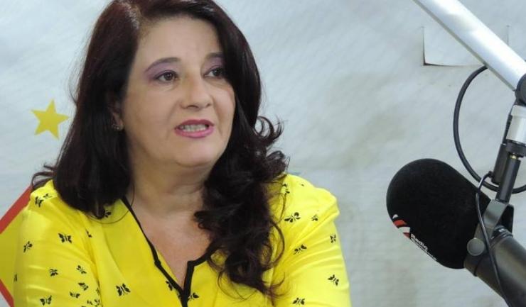 Prof. MA Gabriella Pascaru Bisi, Blogger culinar & educator alimentar:
