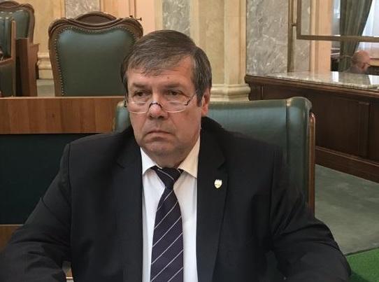 Senatorul constănțean Ștefan Mihu