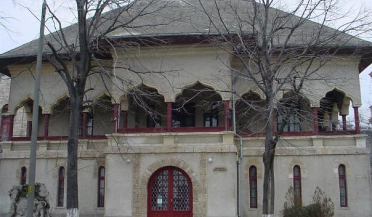 """Muzeul """"Ion Jalea"""" din Constanța"""